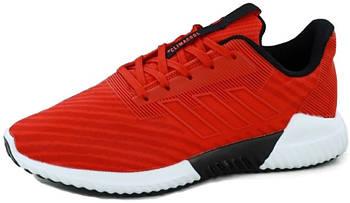 Мужскиекроссовки adidas Climacool (Premium-class) красные