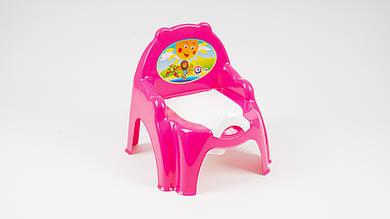 Детский горшок. ТехноК 3244. 3 цвета