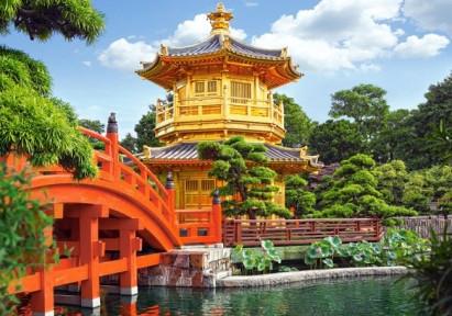 Пазлы Красота Китая на 500 элементов