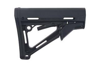Rozkładana kolba для реплик типа M4/M16 - black [SHS], фото 2