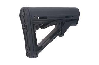 Rozkładana kolba для реплик типа M4/M16 - black [SHS], фото 3