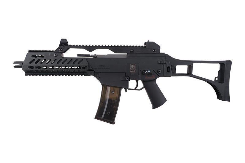 Airsoft реплика Specna Arms SA-G11 KeyMod EBB (Blow Back) – BLACK (для страйкбола)