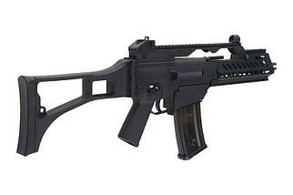 Airsoft реплика Specna Arms SA-G11 KeyMod EBB (Blow Back) – BLACK (для страйкбола), фото 3
