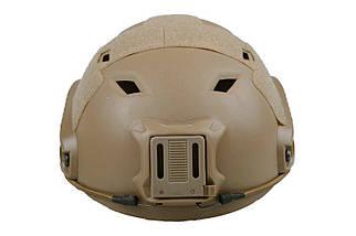 Реплика шлема X-Shield FAST BJ - tan [Ultimate Tactical] (для страйкбола), фото 2