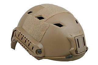 Реплика шлема X-Shield FAST BJ - tan [Ultimate Tactical] (для страйкбола), фото 3