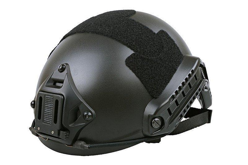Реплика шлема X-Shield FAST MH - black [Ultimate Tactical] (для страйкбола)