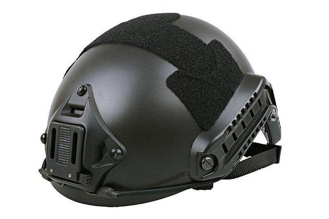 Реплика шлема X-Shield FAST MH - black [Ultimate Tactical] (для страйкбола), фото 2