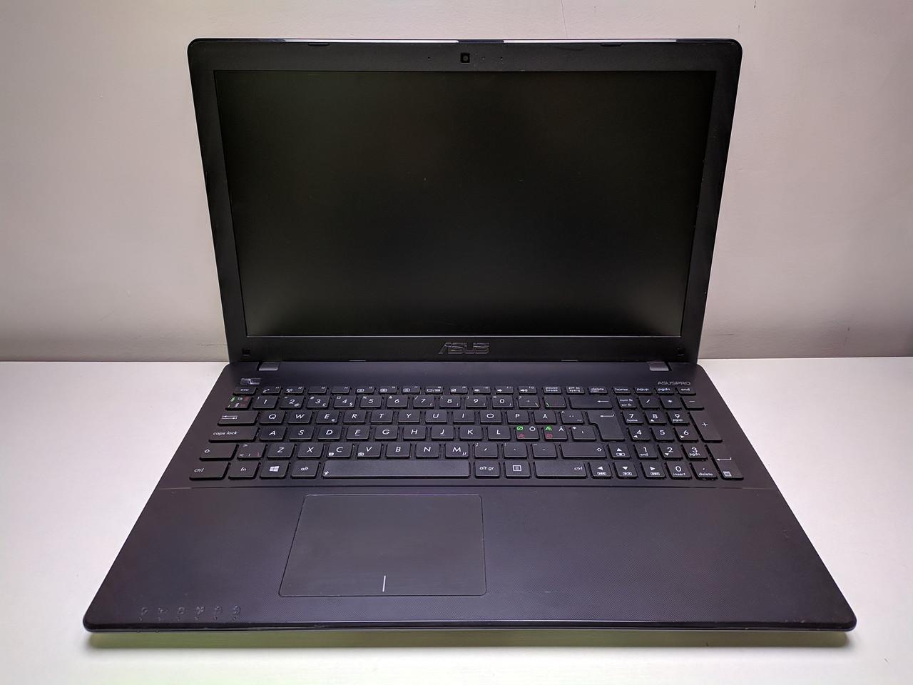"""Ноутбук Asus P550C /Intel Core i3-3217U 1.8GHz/4Гб/15.6""""/Intel HD Graphics 4000"""