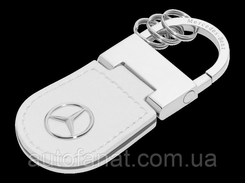 Оригинальный брелок Mercedes-Benz Key Ring Shanghai, White (B66958138)