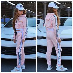 Дитячий спортивний костюм для дівчаток, р-ри на ріст 134 - 164