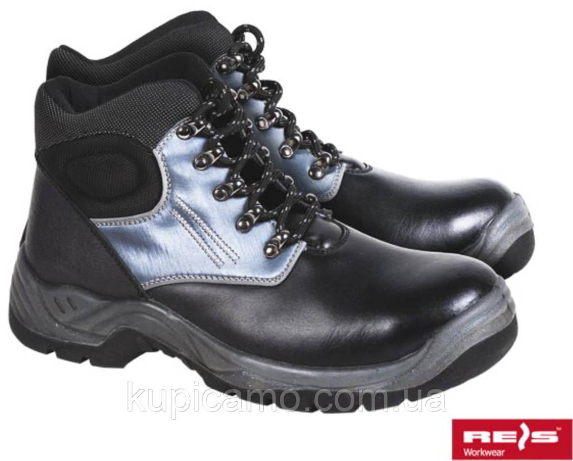 Ботинки рабочие с композитным носком 'REIS' Польша