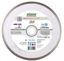 Алмазний диск Distar 1A1R 250x1,6x10x25,4 Gres Ultra (11120159019)