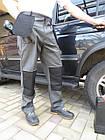 Брюки серые с черным Wurth, фото 5