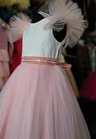 Платье праздничное, бальное для девочки, фото 1