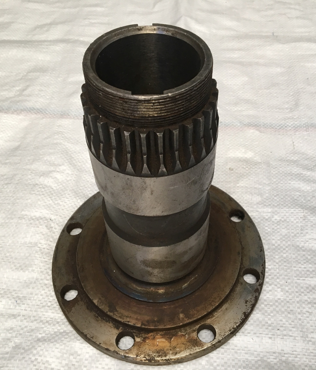 Ступица диска шкива вариатора барабана шлицевая  РСМ-10.01.18.608Б ДОН-1500Б