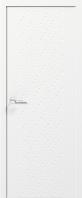 Двери TANGO - полотно+коробка+1 к-кт наличников, крашенные белый мат, серия CORTES