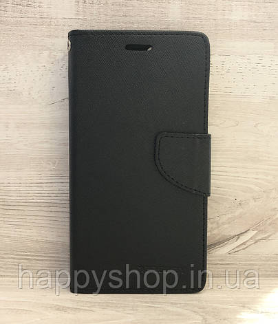 Чехол-книжка Goospery для Lenovo A6020/Vibe K5/K5 Plus (Black), фото 2