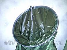 Садок карповый прорезиненная ткань 2.5м  d45, фото 2