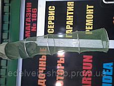 Садок карповый прорезиненная ткань 2.5м  d45, фото 3