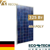 Солнечная батарея RECOM RCM-325-6PА Amur leopard поликристалл