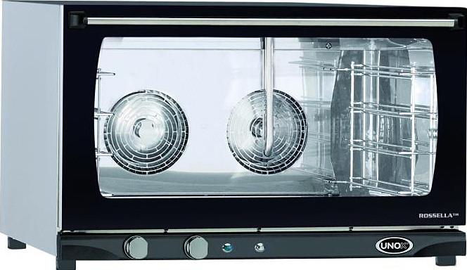 Печь пароконвекционная пекарская UNOX XFT193 600х400мм (Италия)
