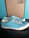 Блакитні, бірюзові кеди бренд seavees 06/67 monterey oxford seevees, фото 2