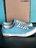 Блакитні, бірюзові кеди бренд seavees 06/67 monterey oxford seevees, фото 6