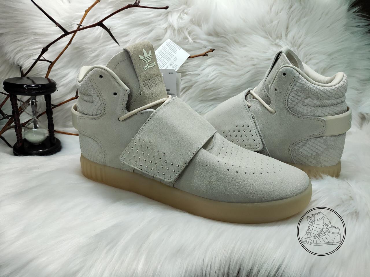 Мужские кроссовки Adidas TUBULAR INVADER STRAP (43 размер) сток/бу