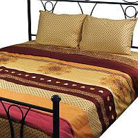 Комплект постельного белья Руно двуспальный сатин арт.655.137К_40-0689bordo