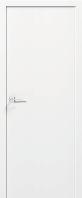 Двери PRIMA - полотно+коробка+2 к-кта наличников+добор 77мм, крашенные белый мат, серия CORTES