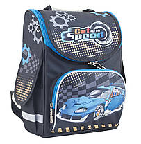 Рюкзак каркасный Yes PG-11 Blue car