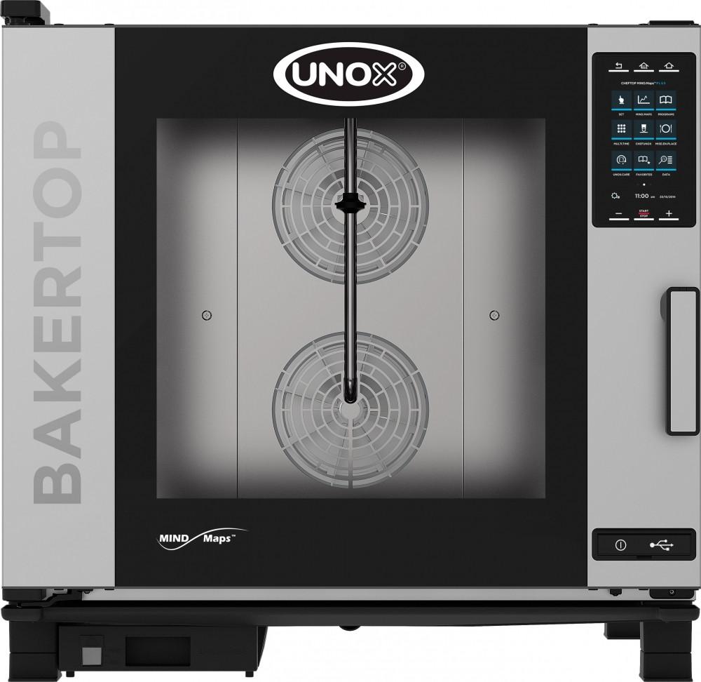 Печь пароконвекционная UNOX XEBC06EUEPR (линия PLUS) (Италия)