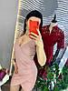 Женский сарафан с декором и бретелях-цепочки в расцветках. Д-79-0319, фото 3