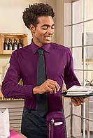 Рубашка официанта, бармена мужская TEXSTYLE длинный рукав