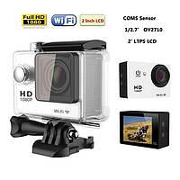 Экшн камера W9  Wi-Fi FullHD