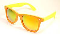 Детские солнцезащитные очки Wayfarer (3008 оранж)