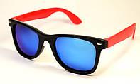 Детские солнцезащитные очки Wayfarer (3008 ч-к)