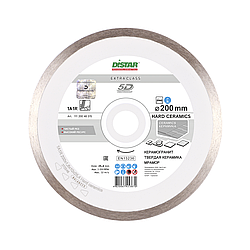 Алмазний відрізний диск Distar Hard ceramics 1A1R 250x1.6/1.2x10x25.4 (11120048019)