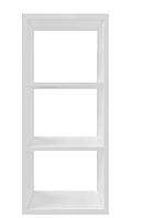 Стеллаж Ramix 40x110 белый Mebel Bos