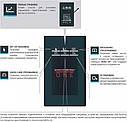 Печь пароконвекционная гастрономическая UNOX XEVC0311E1R GN1/1 (линия ONE) (Италия), фото 4