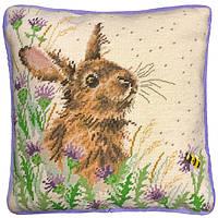 Набор для вышивания Bothy Threads THD30 подушка квадрат The Meadow Tapestry