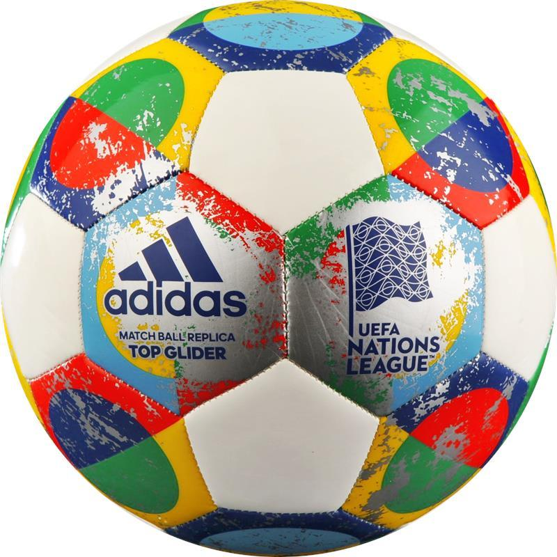 Мяч футбольный Adidas Nations League UEFA 2019 CW5268