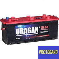 Автомобильный аккумулятор Uragan 132 Ач 820 А (4)