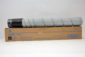 Тонер Konica Minolta TN-321K  Black (чёрный) bizhub С224е/C284e/C364e на 27 000@5%.