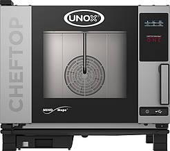Печь пароконвекционная гастрономическая UNOX XEVC0511E1R GN1/1 (линия ONE) (Италия)