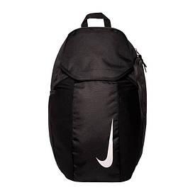 Рюкзаки TEAM-каталог Рюкзак Nike Academy Team Backpack черный BA5501-010(02-00-02) MISC