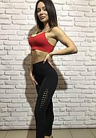 Женские спортивные лосины Gym Fitness, фото 1
