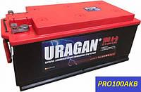 Автомобильный аккумулятор Uragan 190 Ач 1200 А (4), фото 1