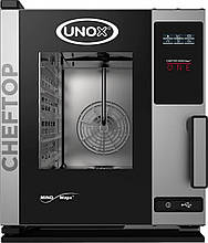 Печь пароконвекционная гастрономическая UNOX XECC0523E1R GN2/3 (линия ONE) (Италия)