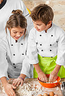 Китель детский для повара TEXSTYLE